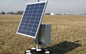 GPS/GNSS stations installed to measure water vapor by TWIGA